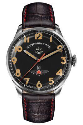Sturmanskie 2416-3805147 Herrenuhr Gagarin Vintage Retro