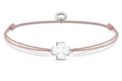 Thomas Sabo LS120-173-19-L20v Armband für Damen Kleeblatt
