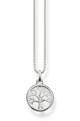 Thomas Sabo KE2092-051-14-L42v Damen-Halskette Baum der Liebe