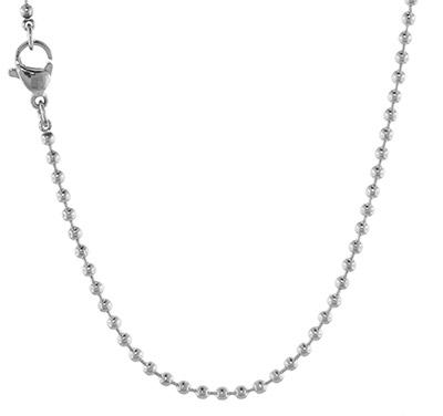Blumenkind SC072 Damen-Halskette