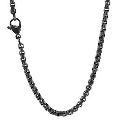 Traumfänger SC063B Damen-Halskette Schwarz