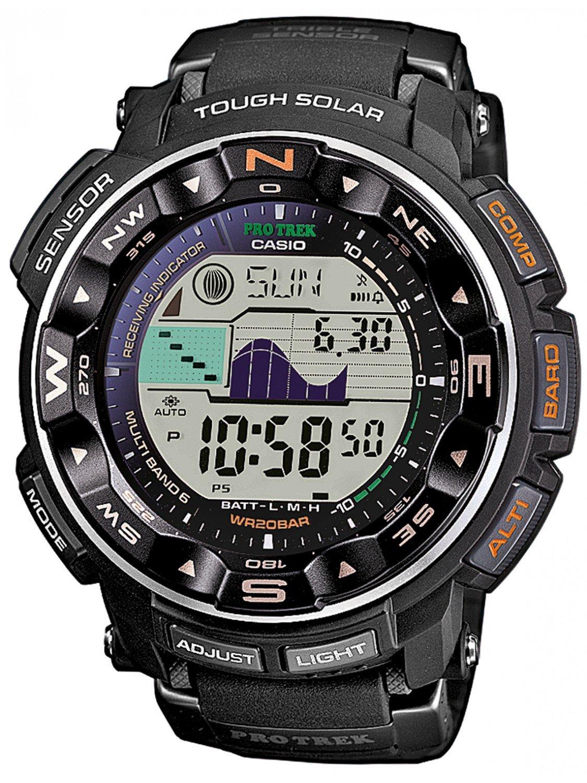 Casio Pro Trek Prw-2500 Outdoor Watches