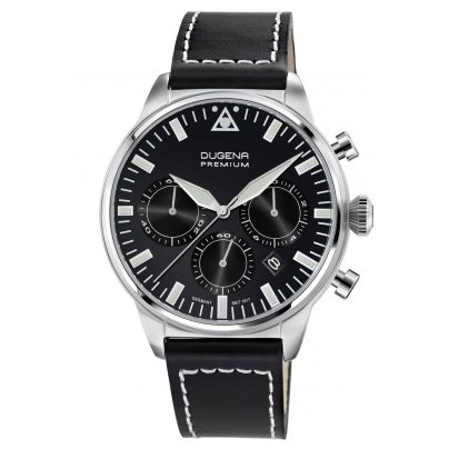 Dugena Premium 7000179 Cockpit Chronograph Mens Watch